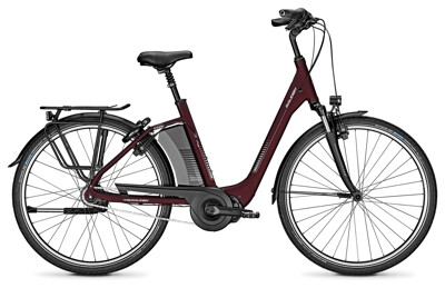 Raleigh CORBY 8 mahagonyred Comfort