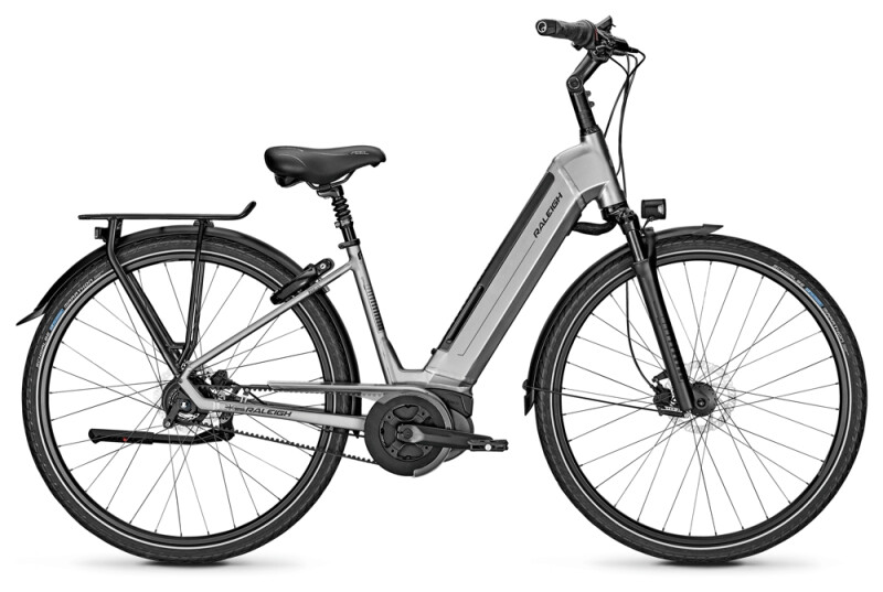 Raleigh BRISTOL PREMIUM steelgrey Wave