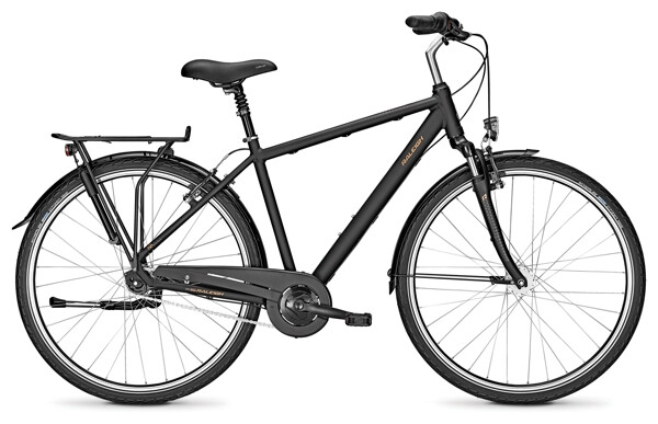 RALEIGH - CHESTER 7 magicblack Diamant