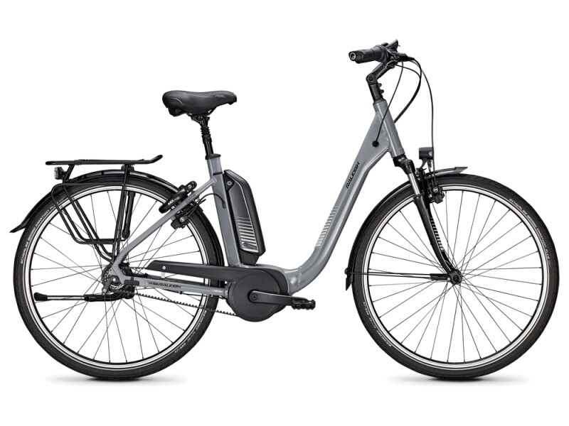 Raleigh KINGSTON 8 EDITION  volcanogrey Comfort