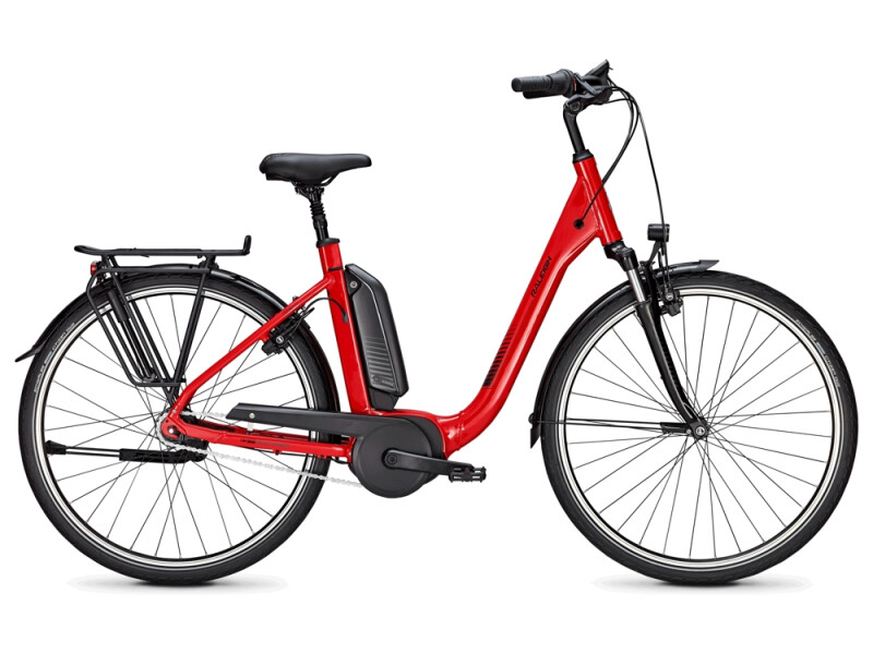 Raleigh KINGSTON 7 EDITION firered Comfort