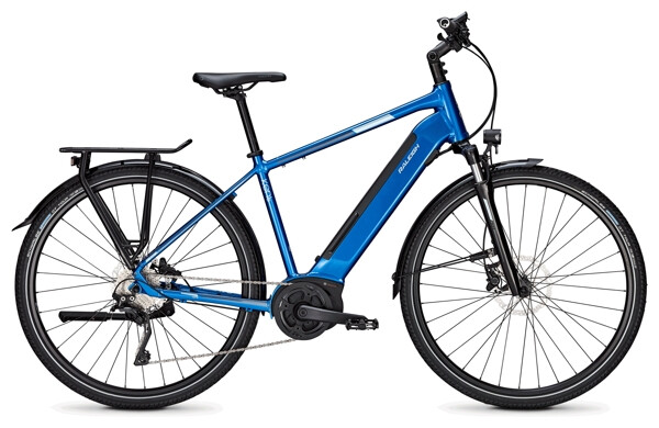 RALEIGH - KENT 10 EDITION pacificblue Diamant