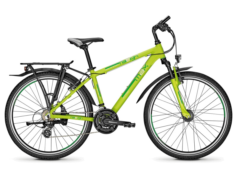 Raleigh FUNMAX limegreen Diamant