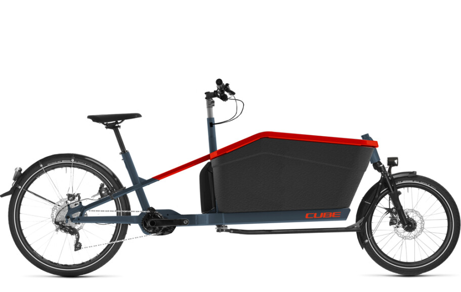 Cube Cargo Hybrid Sport Dual 1000Wh