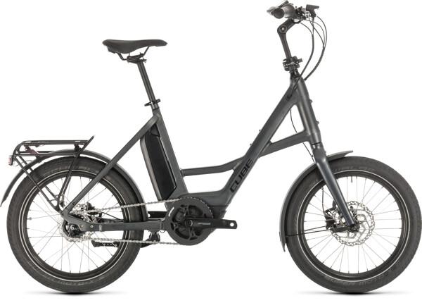 "CUBE - 20"" Compact Hybrid iridium´n´black"