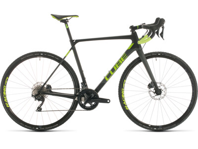 Cube Cross Race C:62 Pro carbon´n´green