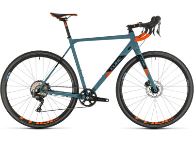 Cube Cross Race SL bluegrey´n´orange