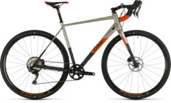 CUBE - Nuroad SL titanium´n´orange
