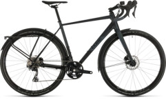 CUBE - Nuroad Race FE black´n´iridium