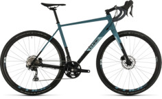 CUBE - Nuroad Race black´n´greyblue