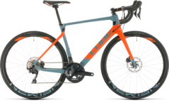 CUBE - Agree C:62 Race bluegrey´n´orange