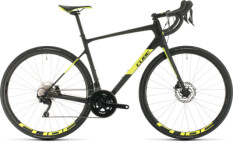 CUBE - Attain GTC Race carbon´n´flashyellow