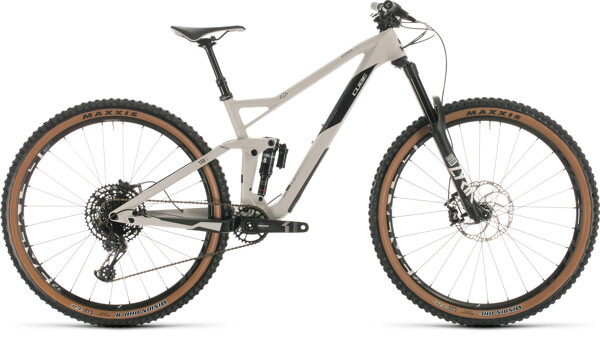 CUBE - Stereo 150 C:62 Race 29 grey´n´carbon