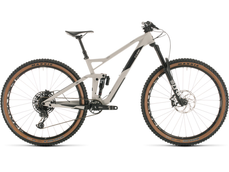 Cube Stereo 150 C:62 Race 29 grey´n´carbon