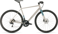 CUBE - SL Road SL grey´n´blue