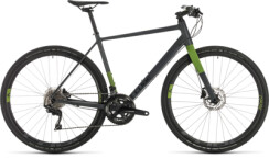 CUBE - SL Road Race iridium´n´green