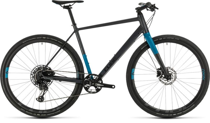 Cube SL Road Pro iridium´n´blue Urban-Bike