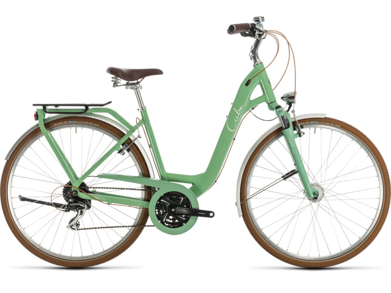 Cube Ella Ride green´n´cream