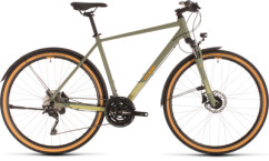 CUBE - Nature EXC Allroad green´n´orange