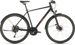 CUBE - Nature EXC Allroad black´n´red