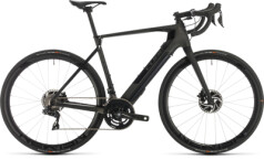 CUBE - Agree Hybrid C:62 SLT black edition