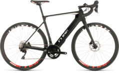 CUBE - Agree Hybrid C:62 Race carbon´n´white
