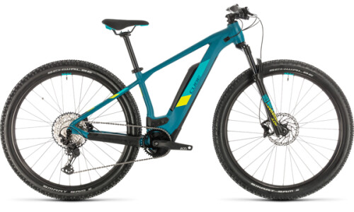Cube Access Hybrid Race pinetree 'n' lime