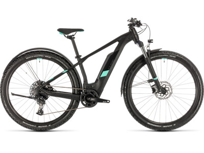 Cube Access Hybrid Pro 500 Allroad black-mint