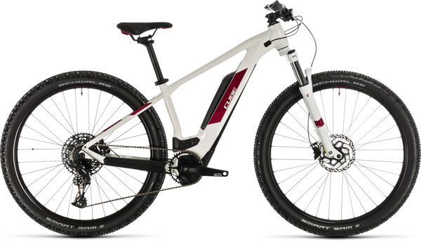 CUBE - Access Hybrid Pro 500 white´n´berry