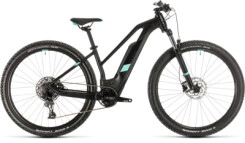 CUBE - Access Hybrid Pro 500 black´n´mint