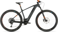 CUBE - Elite Hybrid C:62 Race 625 29 grey´n´orange
