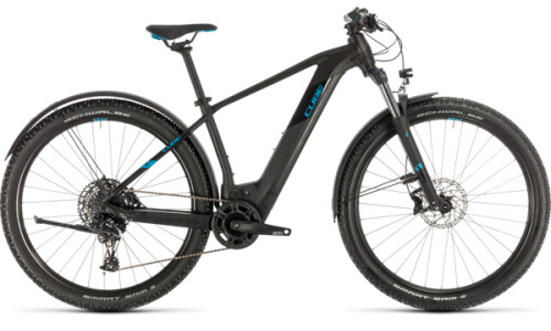 Cube CUBE Reaction Hybrid EX 625 Allroad 17