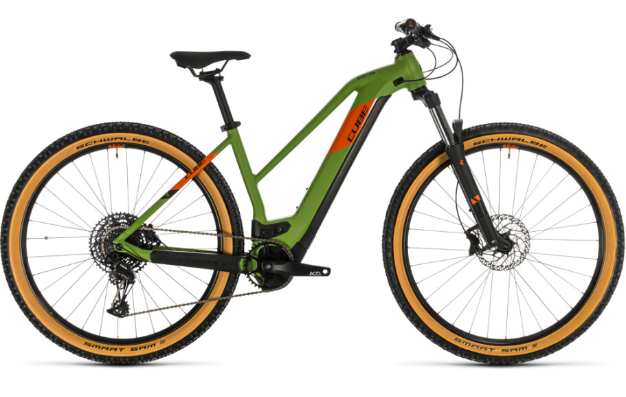 Cube Reaction Hybrid EX 29 625 green 'n' orange