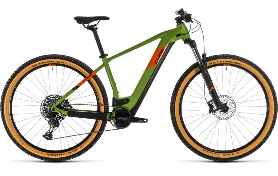 Cube Reaction Hybrid EX 29 625 green 'n' orange
