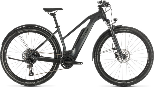 CUBE - Reaction Hybrid Pro 500 Allroad iridium´n´black