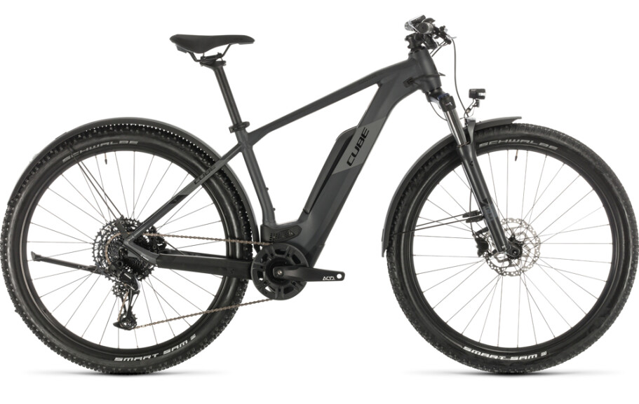 Cube Reaction Hybrid Pro Allroad 500 iridium 'n' black