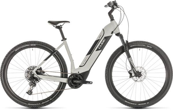 CUBE - Nuride Hybrid EXC 500 grey´n´black