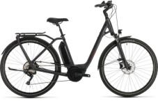 CUBE - Town Sport Hybrid Pro 400 iridium´n´red