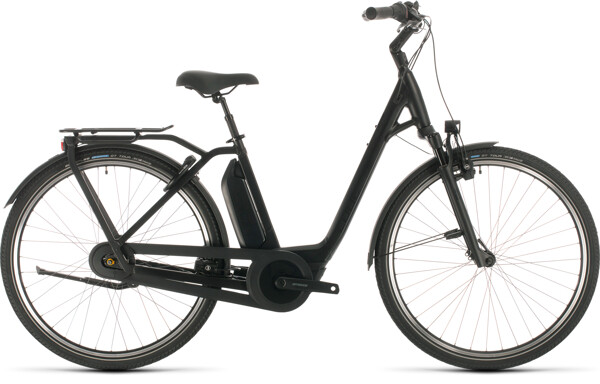 CUBE - Town Hybrid EXC RT 500 black edition