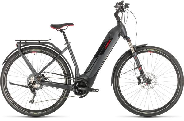 CUBE - Kathmandu Hybrid EXC 500 iridium´n´red