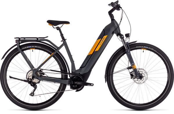 CUBE - Kathmandu Hybrid Pro 500 grey´n´orange