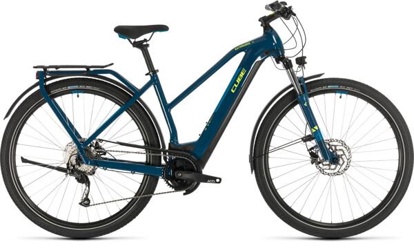 CUBE - Kathmandu Hybrid ONE 500 blue´n´yellow