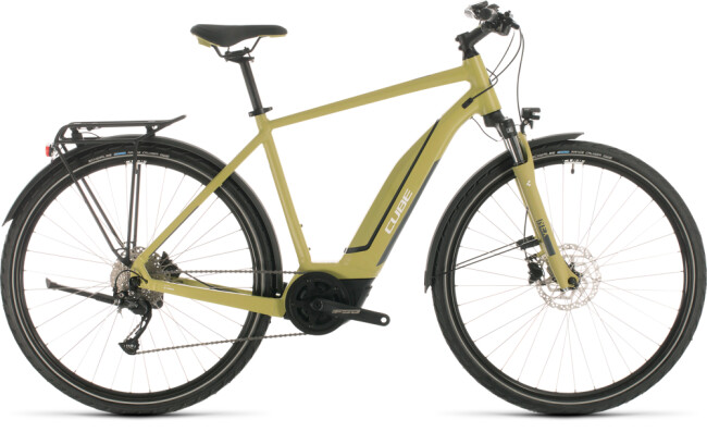 Cube Touring Hybrid One 500 He. 58cm