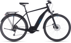 CUBE - Touring Hybrid ONE 500 black´n´blue