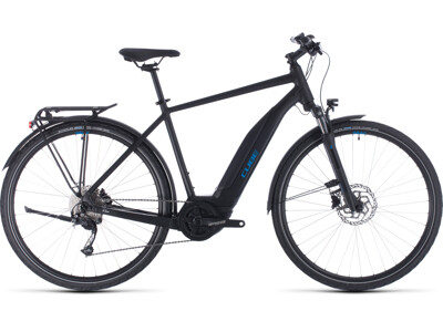Cube Touring Hybrid One 500 black 'n' blue