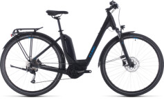 CUBE - Touring Hybrid ONE 400 black´n´blue
