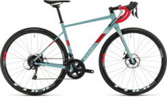 CUBE - Axial WS Pro greyblue´n´coral