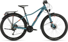 CUBE - Access WS Pro Allroad greyblue´n´apricot