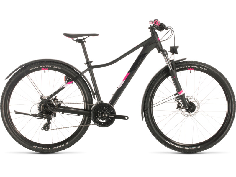 Cube Access WS Allroad black´n´berry