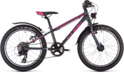 CUBE - Access 200 Allroad girl grey´n´blue´n´pink